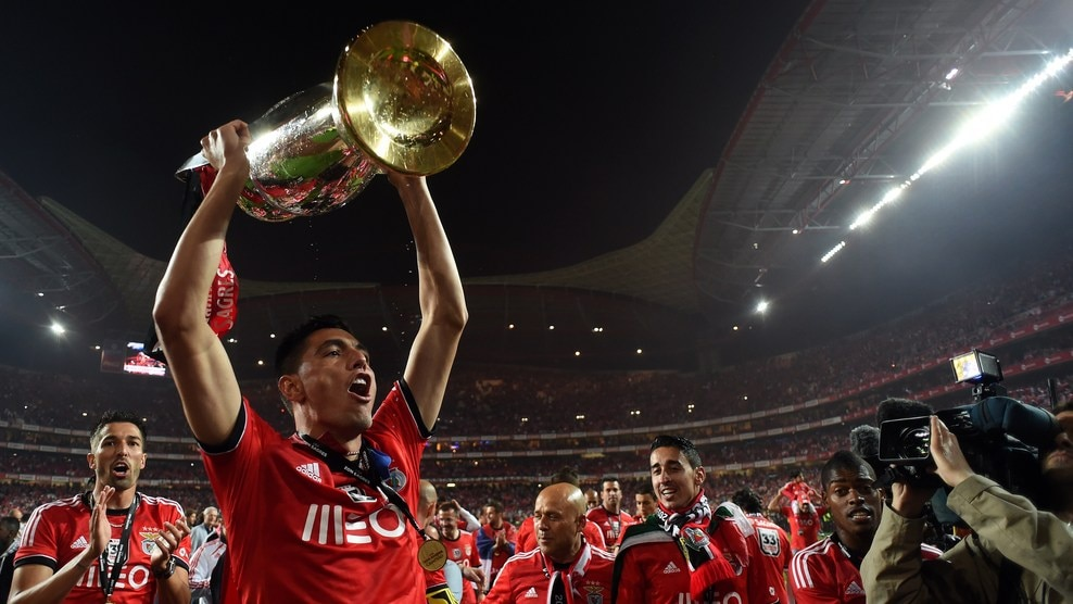 3c86851fad Trabzonspor-bound Cardozo s Benfica highs - UEFA Champions League - News -  UEFA.com