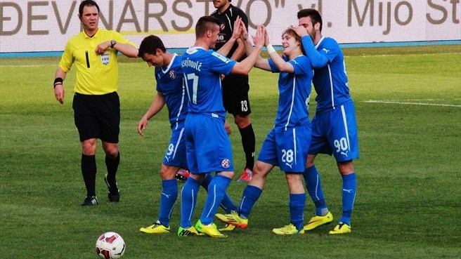 Dinamo domination continues in Croatia
