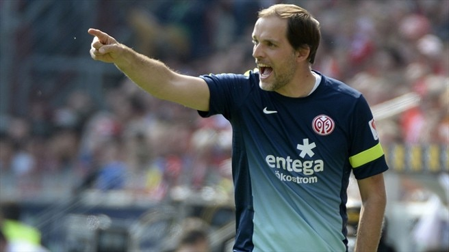 Tuchel steps down as Mainz coach