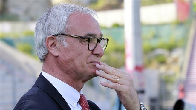 Ranieri outlines Greece objectives