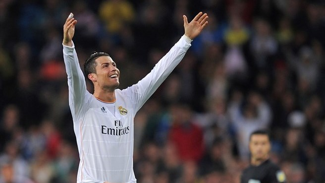 Ronaldo sensational as Madrid soar past Osasuna