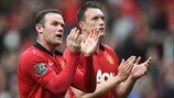 Wayne Rooney & Phil Jones (Manchester United FC)