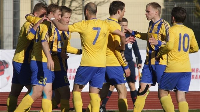 Ventspils within sight of Malmö upset