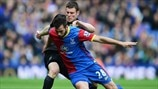 James Milner (Manchester City FC) & Joe Ledley (Crystal Palace FC)