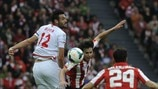 Vicente Iborra (Sevilla FC) & Ander Iturraspe (Athletic Club)