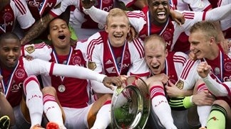 Ajax secure fourth consecutive Dutch title