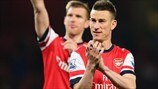 Per Mertesacker & Laurent Koscielny (Arsenal FC)