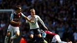 Mark Noble (West Ham United FC) & Christian Eriksen (Tottenham Hotspur FC)
