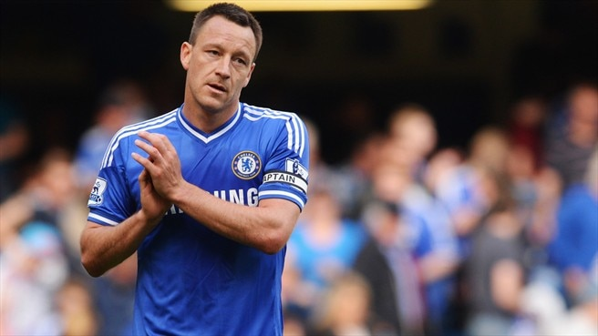 Terry extends Chelsea career into 17th season