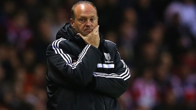 Amicable separation for Mel and West Brom