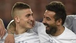 Marco Verratti & Ezequiel Lavezzi (Paris Saint-Germain)