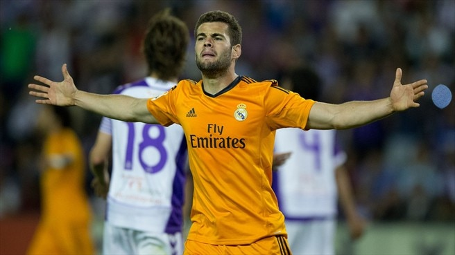 Madrid tie down defender Nacho