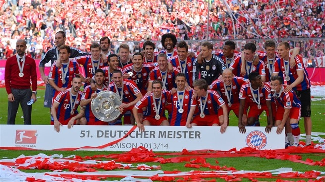 Season review: Germany