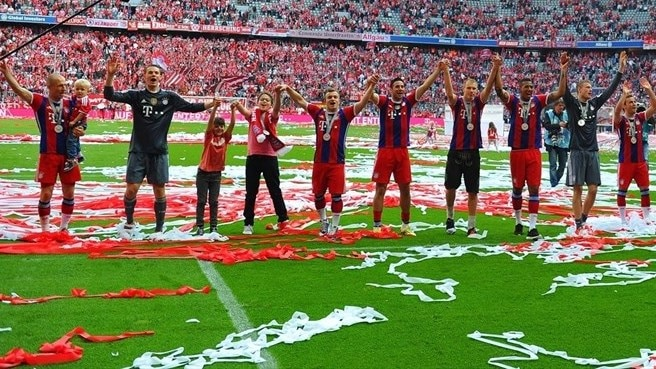 Bundesliga preview ... are Bayern beatable?