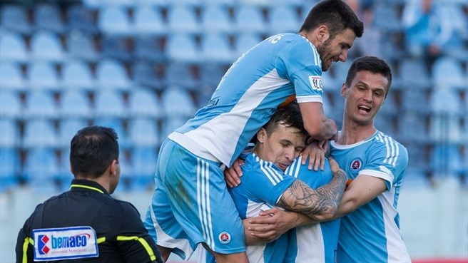Slovan get over the line in Slovak First League