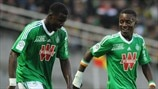 Max Gradel (AS Saint-Étienne)