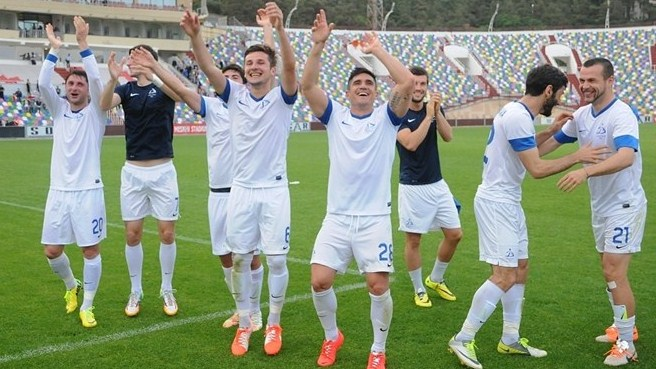 Dinamo Tbilisi retain Georgian title