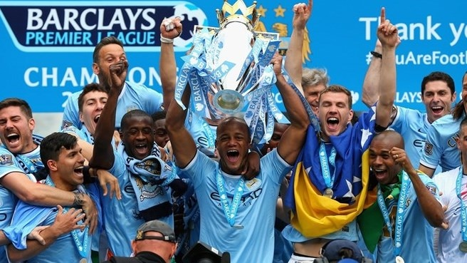 City eager to build on title triumph