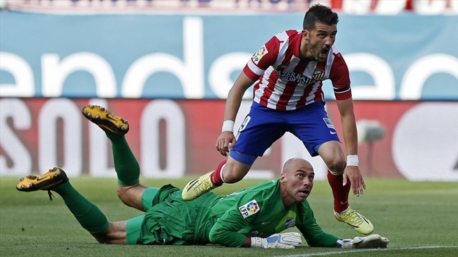 Atlético, Barça held as Liga race goes to the wire