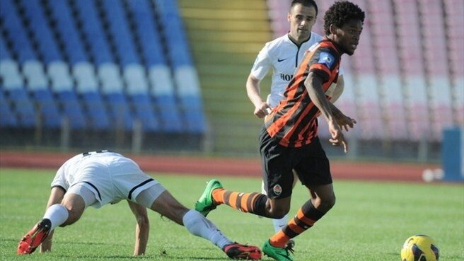 Shakhtar secure title to make it five in a row