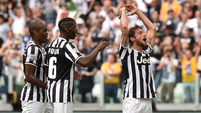 Juventus bring up century, Parma back in Europe