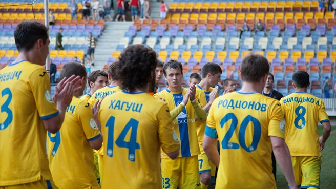 Yermakovich plots European path with BATE