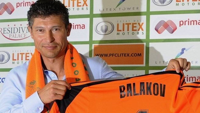 Balakov hones Litex for Europe