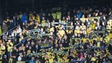 Brøndby IF supporters