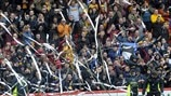 Motherwell FC supporters