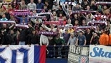 HNK Hadjuk Split supporters