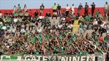 AC Omonia supporters