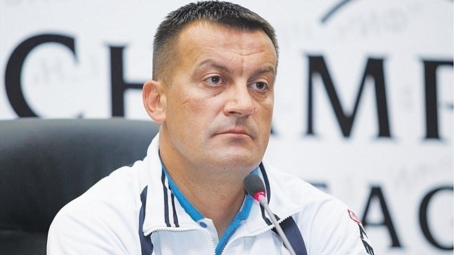 Radojičić determined to succeed with Budućnost