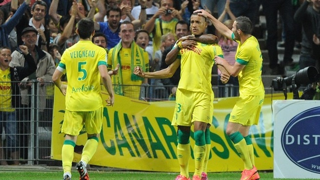 Nantes' Bammou living Ligue 1 fairy tale