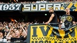 AIK Solna supporters
