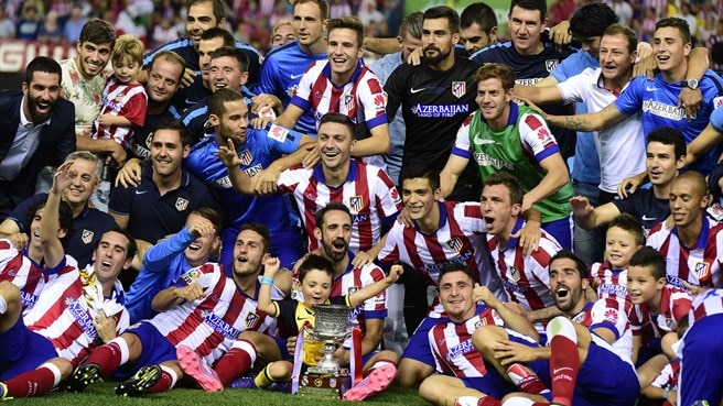 Mandžukić seals Super Cup for Atlético