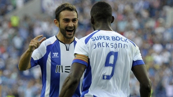 Martínez earns Porto stunning draw at Shakhtar