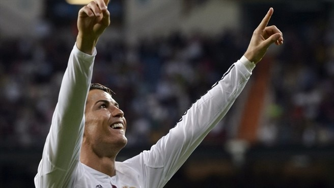 Ronaldo hat-trick inspires Madrid to Athletic win