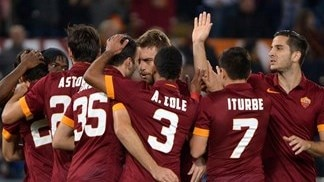 Roma level after Genoa stun Juventus