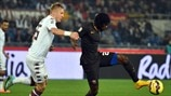 Kamil Glik (Torino FC) & Gervinho (AS Roma)
