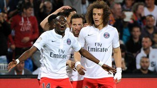 Paris clinch third successive Ligue 1 title