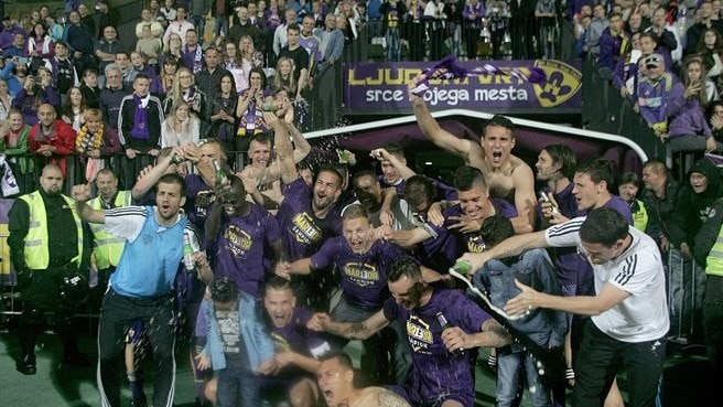Maribor dominance continues in Slovenia