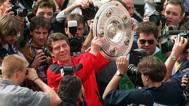 How promoted Kaiserslautern won the Bundesliga