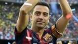 Xavi: My dream five-a-side team