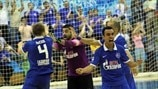 Ugra Yugorsk's Russian futsal title dream comes true