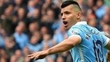 Agüero: My dream five-a-side