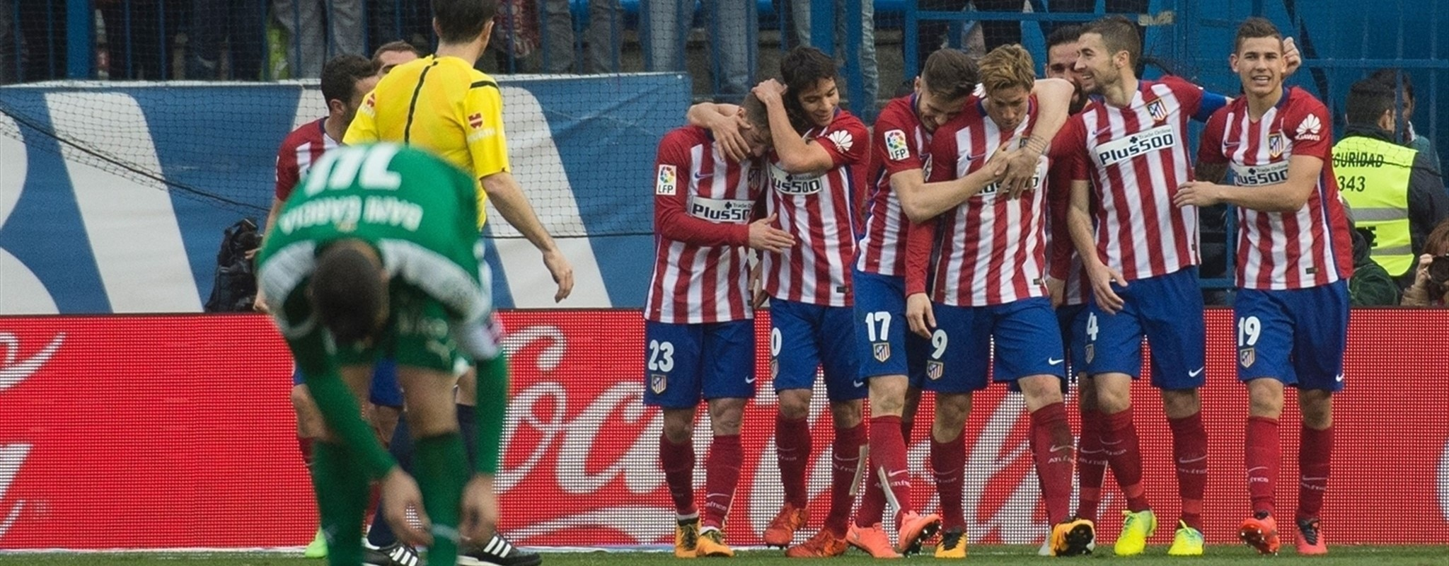 Ecstatic Fernando Torres reaches century of goals for Atlético