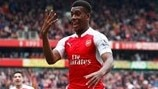 Arsenal's Alex Iwobi on Youth League value