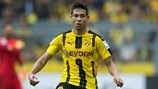 Guerreiro reflects on 'special night' with Dortmund