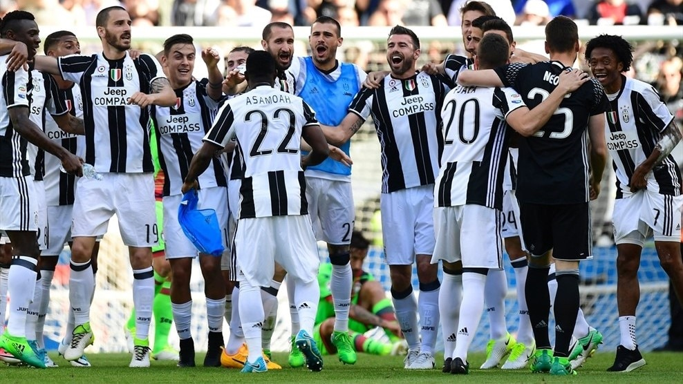 UEFA News: Juventus First To Win Six Serie A Titles In A Row
