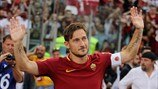 Timeless Totti bows out a Roma legend